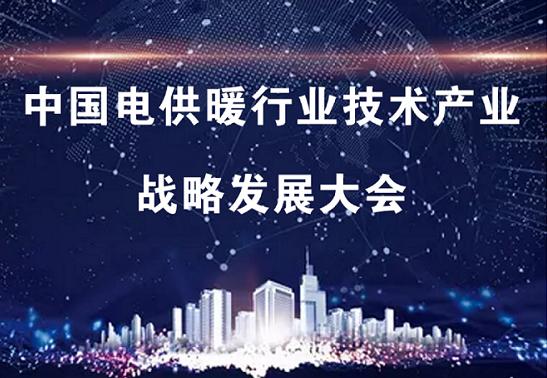 中国电供暖行业技术战略发展论坛